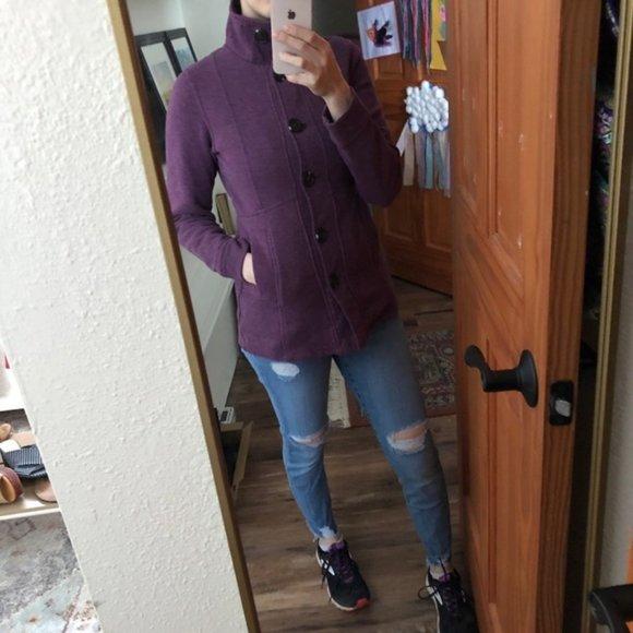 Prana Jackets & Blazers - Prana Catrina Jacket Purple Size XS